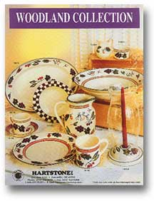 Hartstone Stoneware Collections at Holley Ross